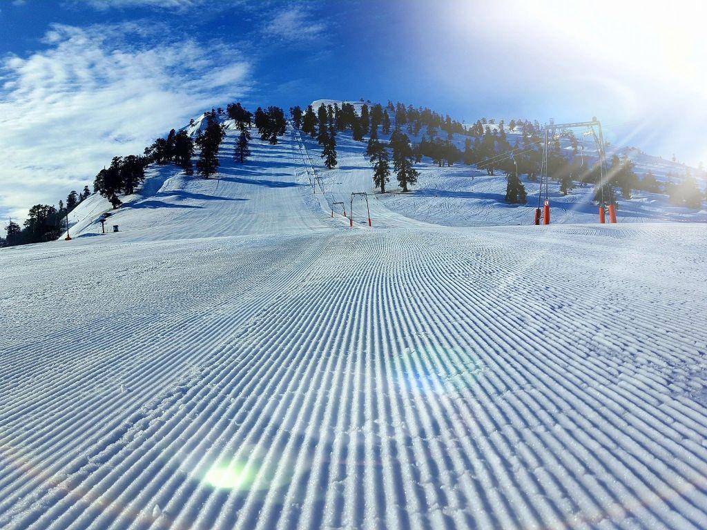 Vasilitsa Ski Center Greece Snow