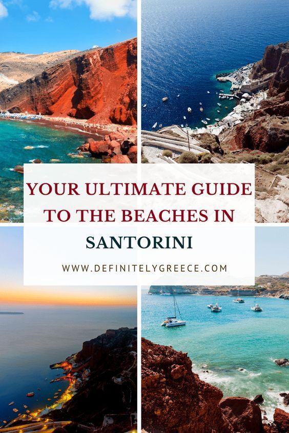 Beaches Santorini