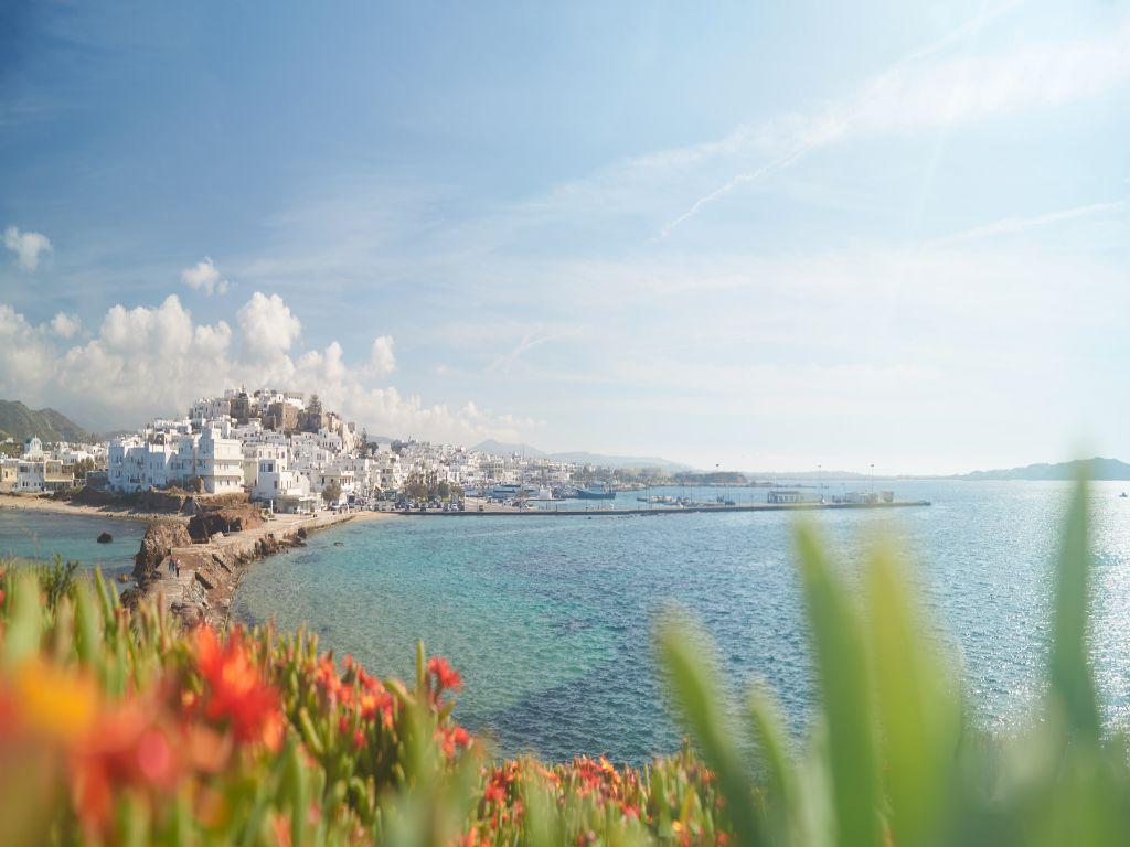 Naxos Greek Islands