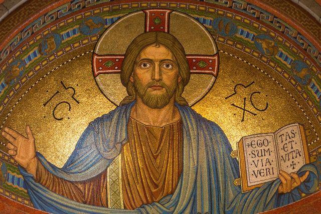Jesus christ Pixabay