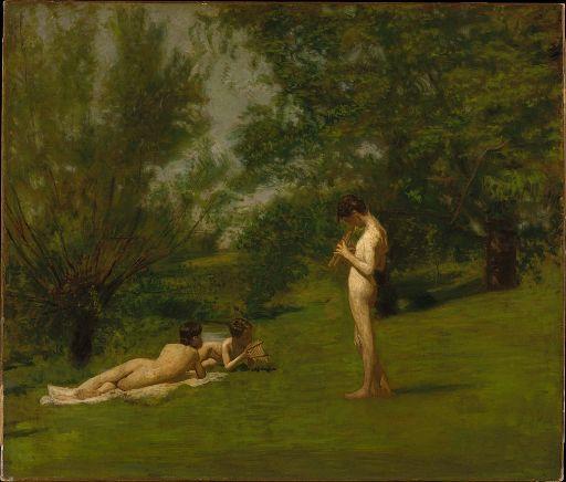 Thomas Eakins - Arcadia