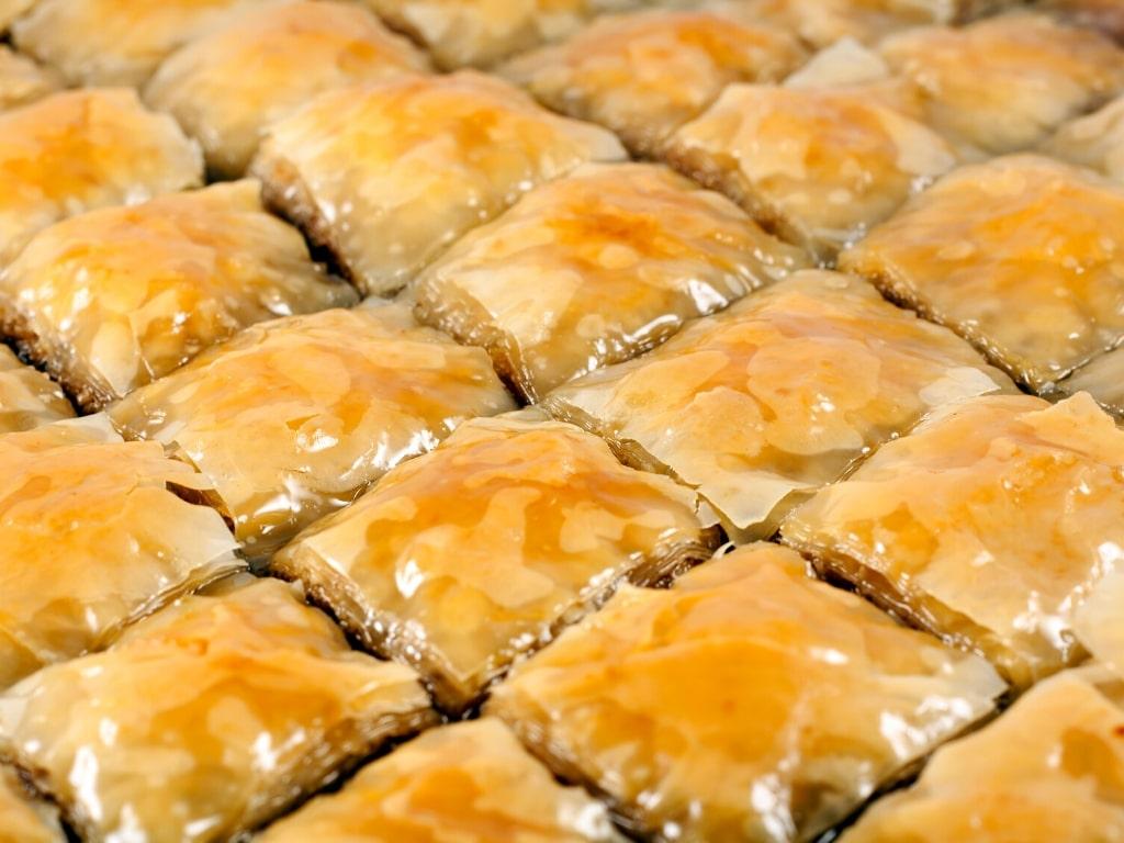 Top Greek Desserts - List of Greek Desserts