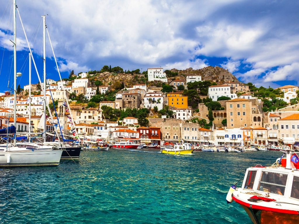 Greek Island Groups - Canva
