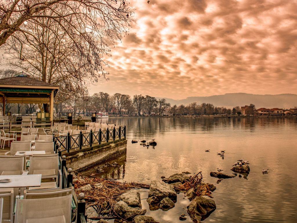 Lake-pamvotida-Ioannina