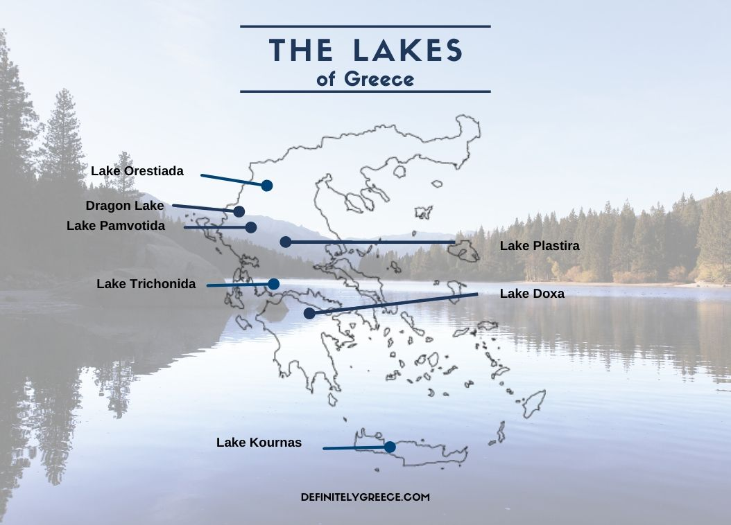 Maps-of-the-lakes-in-greece