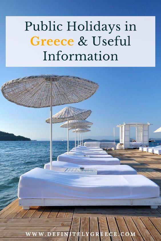 public holidays greece