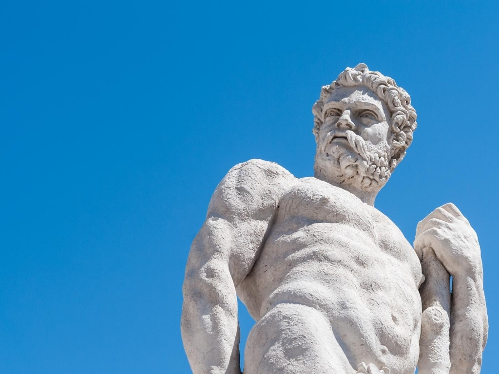 Heracles-famous-Greek-heroes