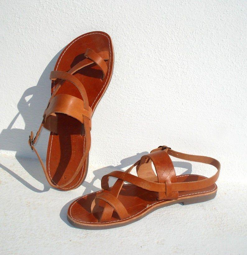 Greek Sandals Etsy - Ananias Sandals