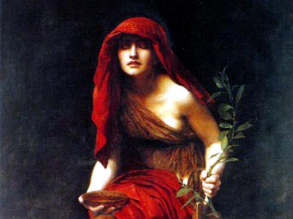 Pythia-oracle-delphi