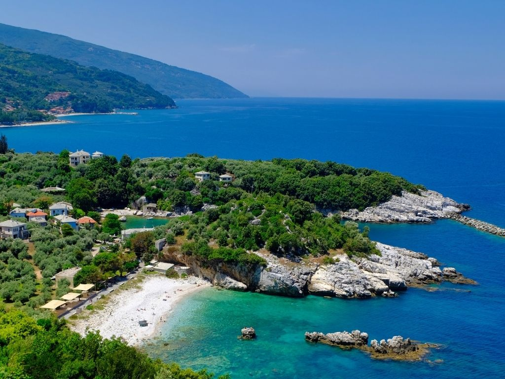 Pelion Damouchari Beach
