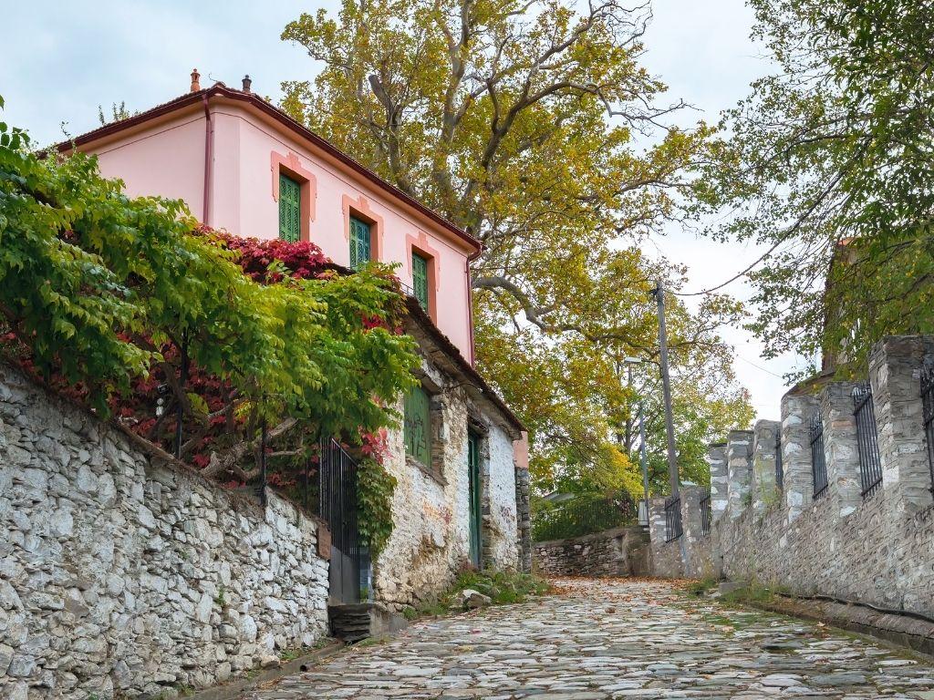 Pelion Greece Things To Do Portaria Village
