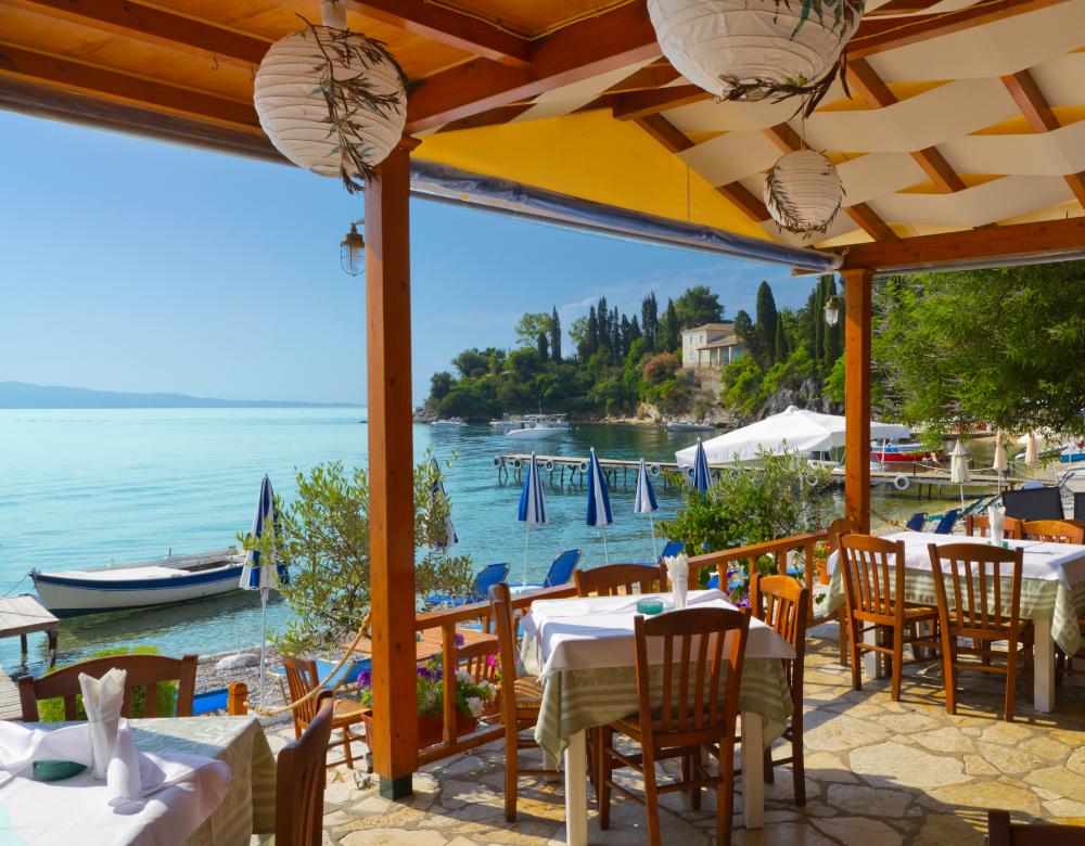 taverna-corfu-agni-bay