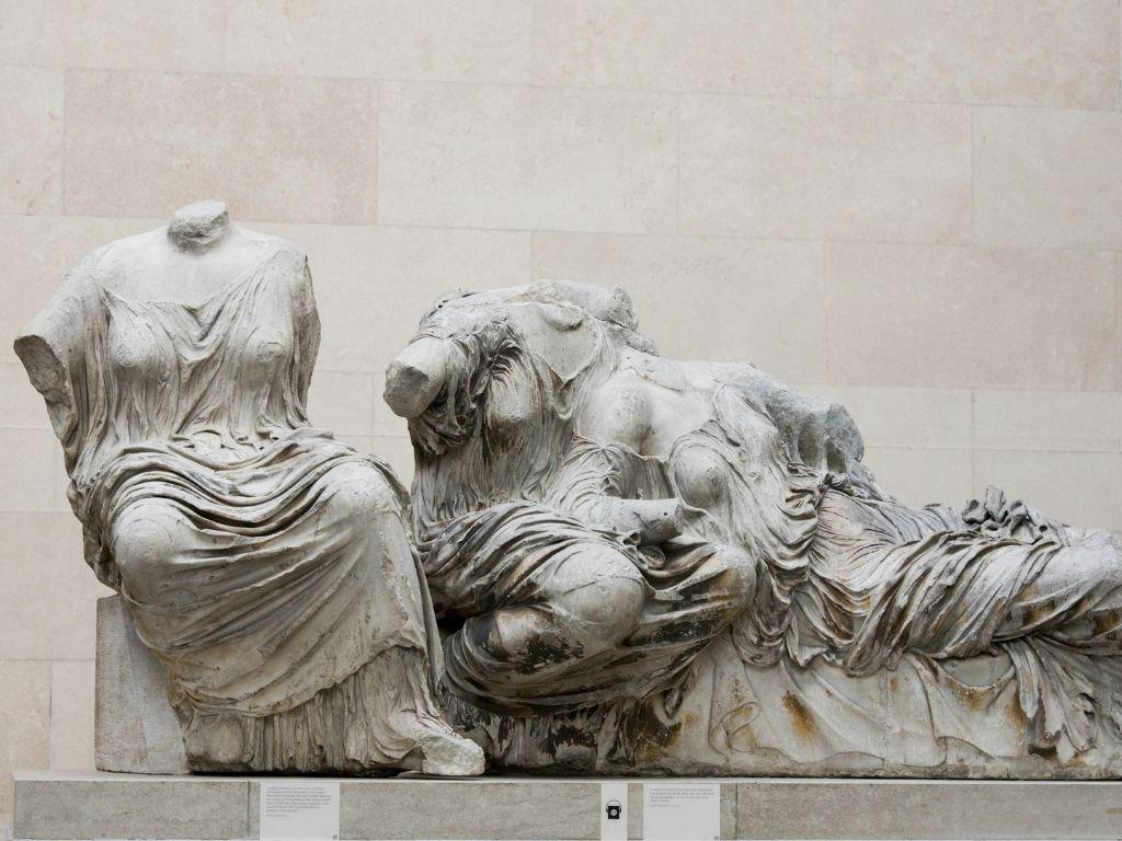goddesses-parthenon-pediment