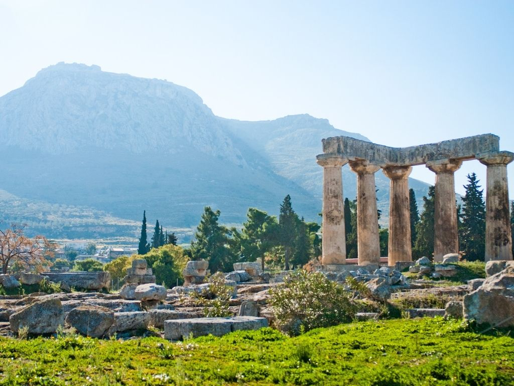 temple-apollo-corinth-ancient-greek-cities