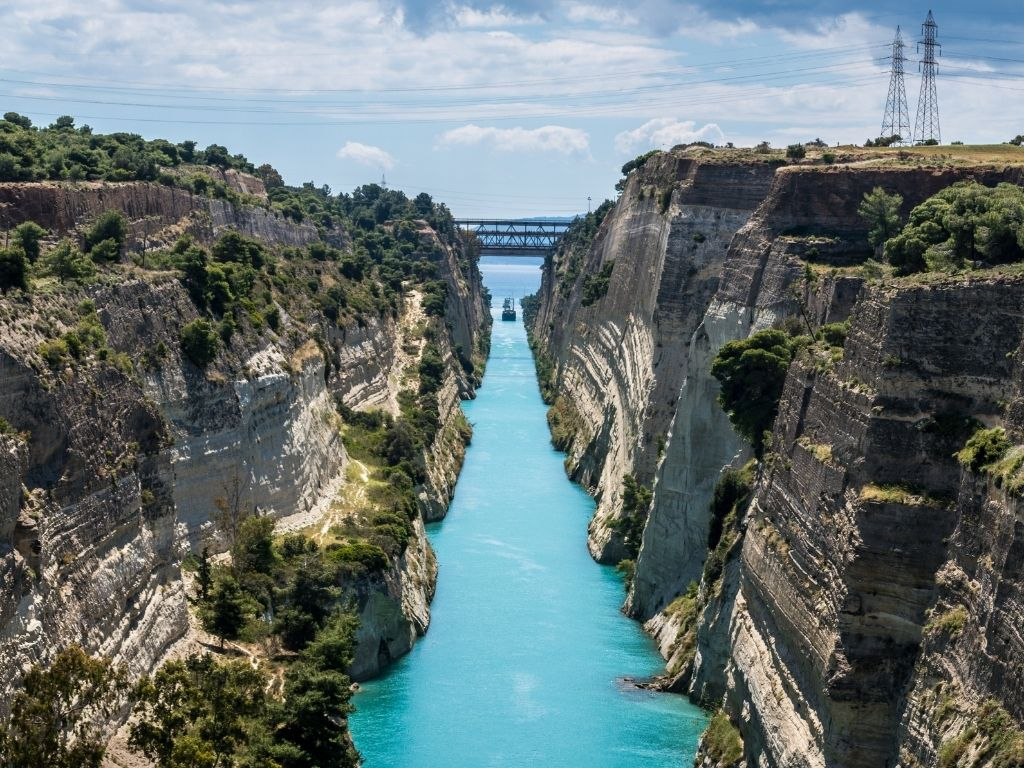 corinth-canal-ancient-greek-cities
