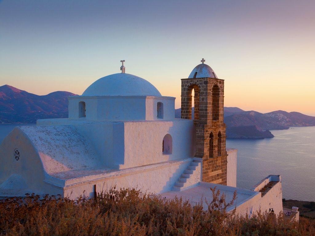 Panagia-Thalassitra-church-milos