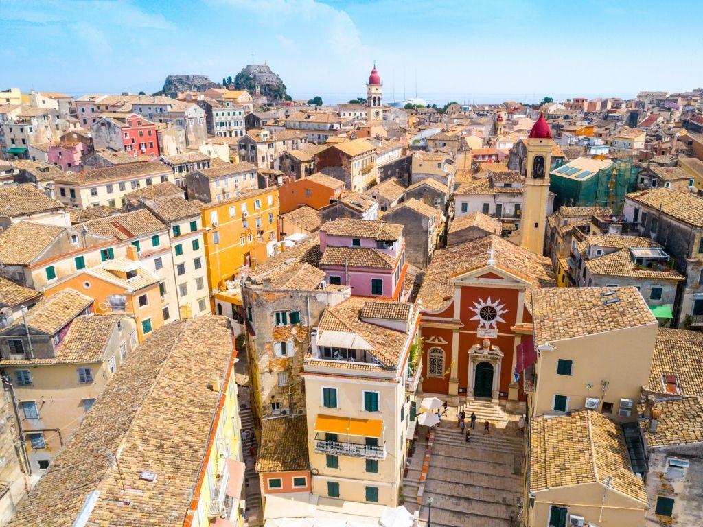 corfu-old-town