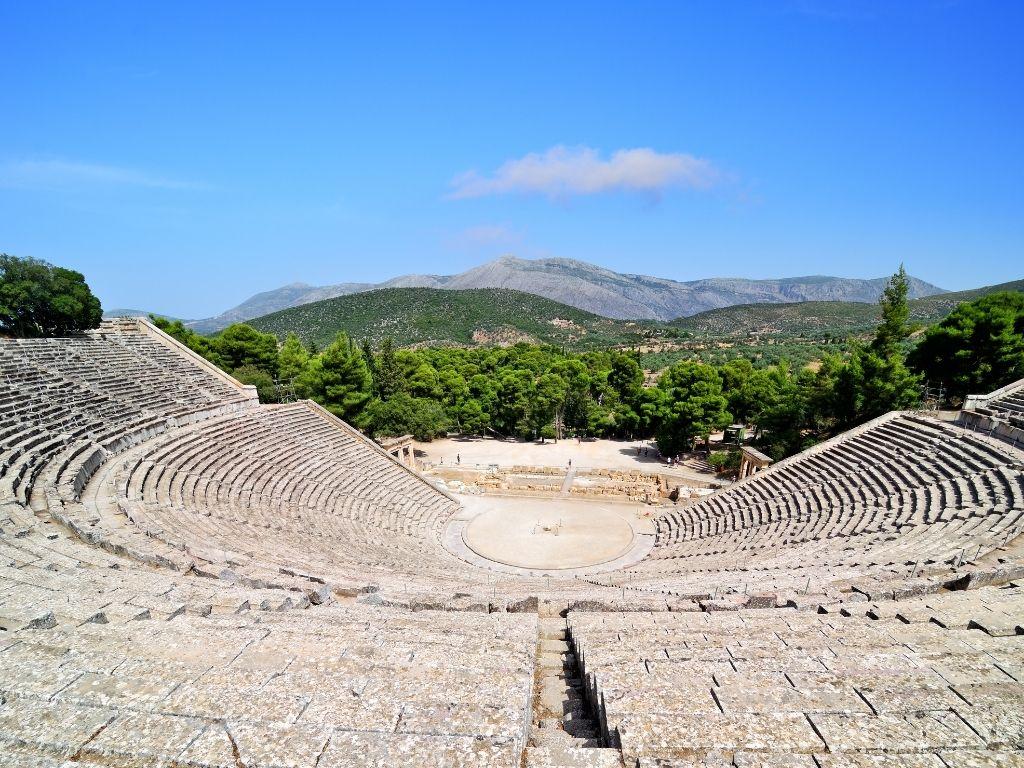 epidaurus-ancient-theatre-view-from-top